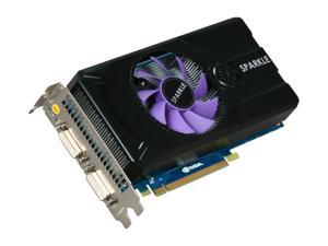 SPARKLE GeForce GTX 460 (Fermi) SXX460768D5UNM Video Card