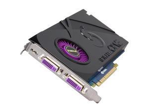 SPARKLE GeForce GTS 450 (Fermi) DirectX 11 SXS4501024D5SNS 1GB 128-Bit GDDR5 PCI Express 2.0 x16 HDCP Ready SLI Support Video Card
