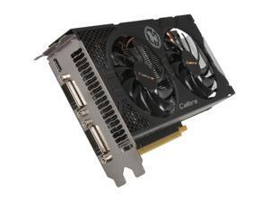 SPARKLE Calibre Series GeForce GTX 550 Ti (Fermi) DirectX 11 X550 Ti DF 1GB 192-Bit GDDR5 PCI Express 2.0 x16 HDCP Ready SLI Support Video Card