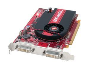 AMD FireGL V5200 100-505156 256MB 128-bit GDDR3 PCI Express x16 Workstation Video Card