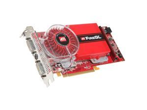 AMD FireGL V7200 100-505121 256MB 512-bit GDDR3 PCI Express x16 Workstation Video Card