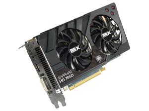 SAPPHIRE Radeon HD 7850 DirectX 11 11200-01CPO 2GB 256-Bit GDDR5 PCI Express 3.0 CrossFireX Support Video Card