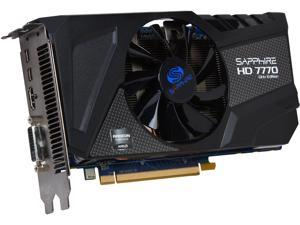 11201-00CPO Radeon HD 7770 GHz Edition 1GB 128-Bit GDDR5 PCI Express 3.0 Video Card Manufactured Recertified