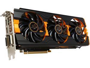 SAPPHIRE Radeon R9 290X DirectX 12 100361-4L 4GB 512-Bit GDDR5 PCI Express 3.0 Tri-X OC(UEFI) Video Card, New Edition