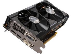 SAPPHIRE NITRO Radeon R9 380X 11250-01-CPO 4GB GDDR5 PCI Express 3.0 Dual-X OC Version w/ backplate (UEFI) Video Card