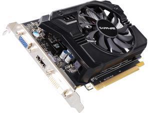 SAPPHIRE Radeon R7 250 DirectX 11.2 11215-00-CPO 1GB 128-Bit GDDR5 PCI Express 3.0 CrossFireX Support Video Card