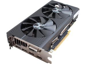 SAPPHIRE NITRO Radeon RX 470 DirectX 12 100407NT4GOCL 4GB 256-Bit GDDR5 PCI Express 3.0 CrossFireX Support Video Card