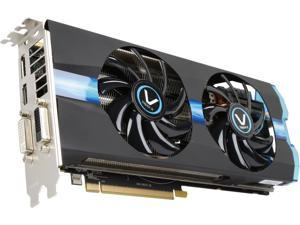 Sapphire Radeon VAPOR-X R7 370 4GB GDDR5 DVI-I/DVI-D/HDMI/DP OC Version PCI-Express Graphics Card