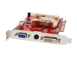 GECUBE Radeon X1300 DirectX 9 GC-RX1300GA2-D3 256MB 128-Bit GDDR2 AGP 4X/8X Video Card