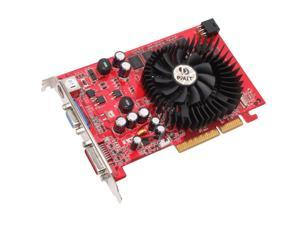 Palit GeForce 7300GT NA+7300T+TD51 Video Card
