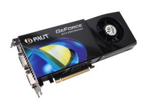 Palit GeForce GTX 260 NE/TX260+T394 Video Card