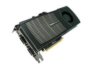 Palit GTX GeForce GTX 480 (Fermi) DirectX 11 NE5TX480F09CB 1536MB 384-Bit GDDR5 PCI Express 2.0 x16 HDCP Ready SLI Support Video Card