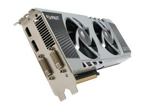 Palit GeForce GTX 570 (Fermi) NE5X570SF10DA Video Card