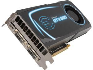 EVGA GeForce GTX 580 (Fermi) 03G-P3-1584-RB Video Card