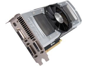 EVGA GeForce GTX 690 DirectX 11 04G-P4-2690-RX 4GB 512-Bit GDDR5 PCI Express 3.0 x16 HDCP Ready SLI Support Video Card
