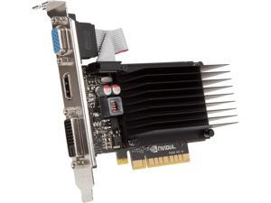 EVGA GeForce GT 730 02G-P3-1733-RX 2GB GDDR3 64-bit DVI/HMDI/VGA Low Profile Graphics Card