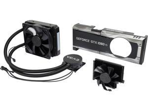 EVGA GTX 1080 Ti SC HYBRID Self-Contained / Plug & Play Waterblock Cooler 400-HY-5598-B1