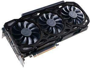 EVGA GeForce GTX 1080 Ti FTW3 ELITE GAMING BLACK, 11G-P4-6797-K2, 11GB 12 GHz GDDR5X, iCX Technology - 9 Thermal ...