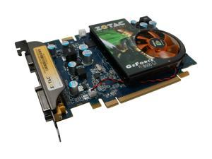 ZOTAC GeForce 8600 GT ZT-86TEG2P-FSR Video Card
