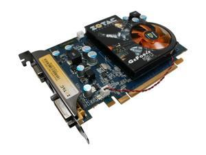 ZOTAC GeForce 8500 GT ZT-85TEG2P-FSR Video Card