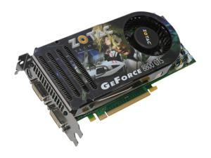ZOTAC GeForce 8800 GTS ZT-88SE320-FSP Video Card