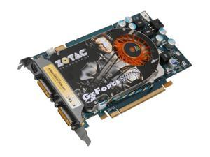 ZOTAC GeForce 8600 GTS ZT-86SES2P-FSP Video Card