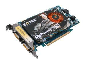 ZOTAC GeForce 8600 GTS ZT-86SE25P-FSR Video Card