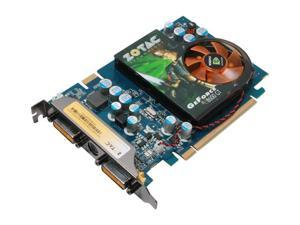 ZOTAC GeForce 8600 GT ZT-86TEQ4P-FCL Video Card