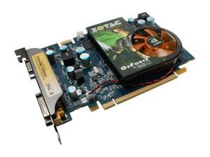 ZOTAC GeForce 8600 GT ZT-86TEH2P-FSL Video Card