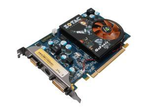 ZOTAC GeForce 8500 GT ZT-85TEH2P-FSR Video Card