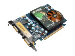 ZOTAC GeForce 8600 GT ZT-86TEQ3P-FSR Video Card