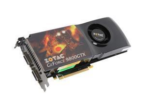 ZOTAC GeForce 9800 GTX(G92) ZT-98XES2P-FSP Video Card