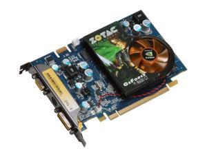 ZOTAC GeForce 8600 GT ZT-86TEK2P-FSL Video Card