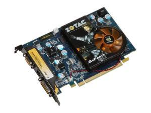 ZOTAC GeForce 8500 GT ZT-85TEK2P-FSL Video Card