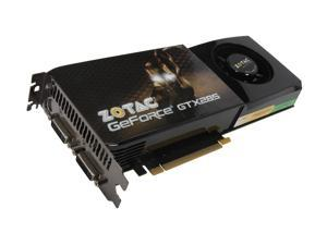 ZOTAC GeForce GTX 285 ZT-285E3LA-FSP Video Card