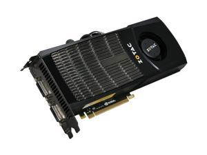 ZOTAC GeForce GTX 480 (Fermi) ZT-40101-10P Video Card