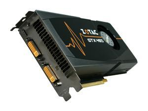 ZOTAC GeForce GTX 465 (Fermi) ZT-40301-10P Video Card