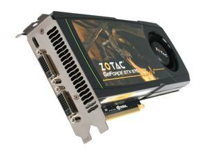 ZOTAC AMP! GeForce GTX 570 (Fermi) ZT-50202-10P Video Card