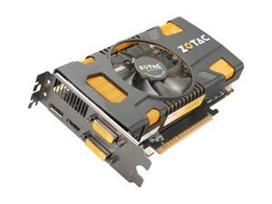 ZOTAC GeForce GTX 550 Ti (Fermi) ZT-50401-10L Video Card