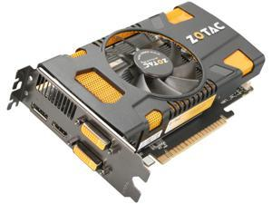 ZOTAC AMP! GeForce GTX 550 Ti (Fermi) ZT-50402-10L Video Card