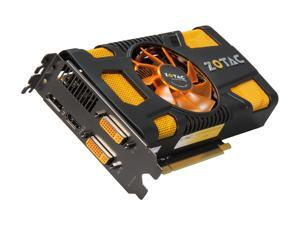 ZOTAC GeForce GTX 560 Ti (Fermi) ZT-50301-10M Video Card
