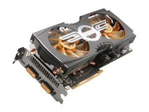ZOTAC AMP2! GeForce GTX 580 (Fermi) ZT-50104-10P Video Card