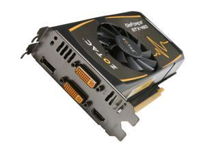 ZOTAC GeForce GTX 460 (Fermi) ZT-40408-10P Video Card