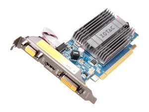 ZOTAC GeForce 210 ZT-20309-10L Video Card