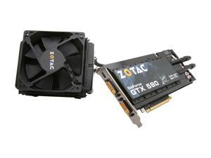 ZOTAC Infinity Edition GeForce GTX 580 (Fermi) ZT-50102-30P Video Card - OEM