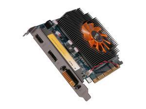 ZOTAC GeForce GT 430 (Fermi) DirectX 11 ZT-40602-10L-R 1GB 128-Bit DDR3 PCI Express 2.0 x16 HDCP Ready Video Card