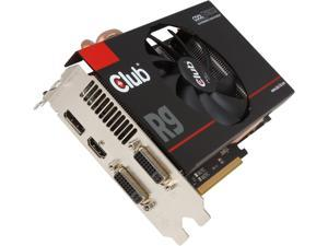 Club 3D '14Series Radeon R9 270X CGAX-R927X614 Video Card