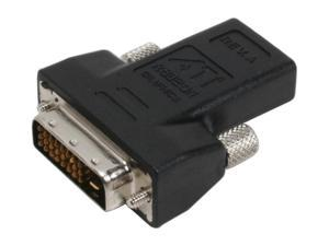 HIS DVI to HDMI Adapter for HD 2400, 2600 and 2900 series Model HHDMI4067