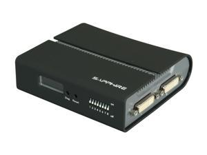 SAPPHIRE Vid-2X DVI-to-Dual DVI Display Expander Model 4L000-01-40G