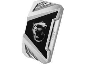 MSI Accessories - Video Card Model 2WAY SLI HB BRIDGE L SILVER